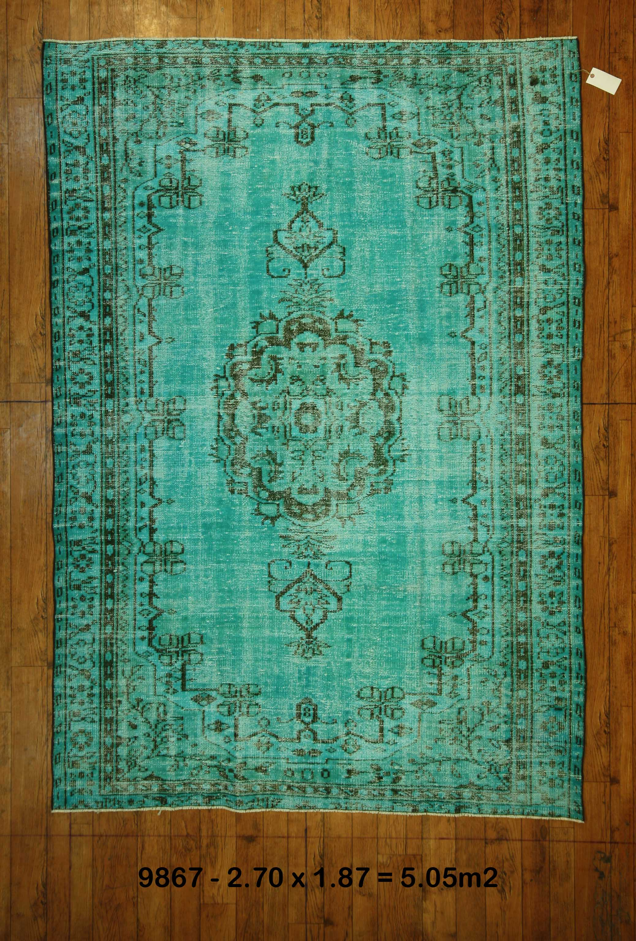 Recoloured tapijt 9867 (270cm x 187cm)