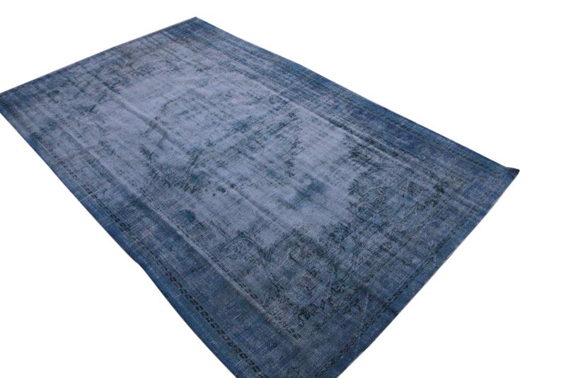 Geschoren vintage vloerkleed nr 997 (327cm x 205cm)