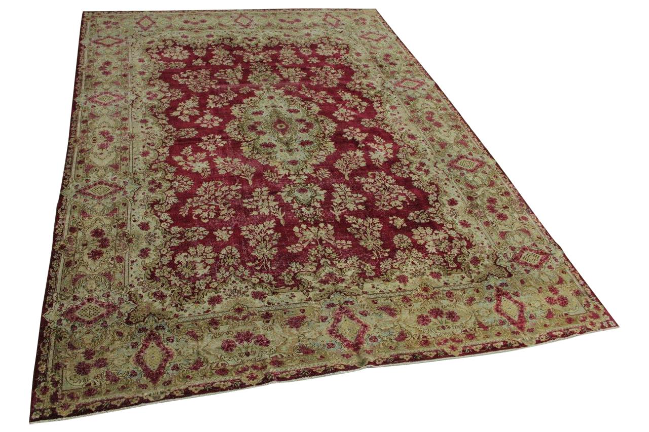 Antiek Perzisch tapijt