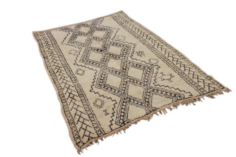 Berber vloerkleed, 275cm x 196cm