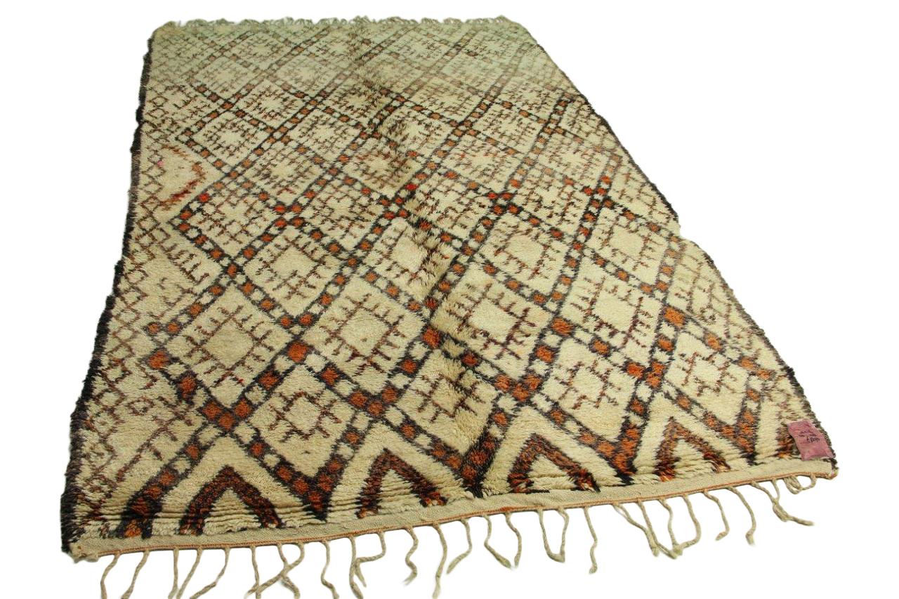 Antieke berber 320cm x 208cm nr18236