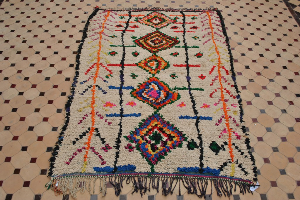 Marokaanse berber 109 (170cm x 116cm)