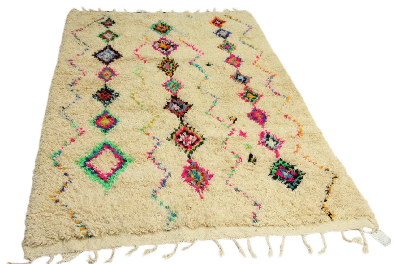 Azilal vloerkleed uit Marokko