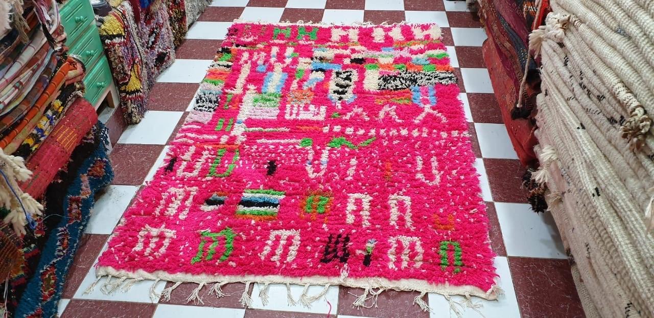 Afbeelding van Azilal vloerkleed 54006 280cm x 180cm (Dit kleed wordt half december binnen verwacht)