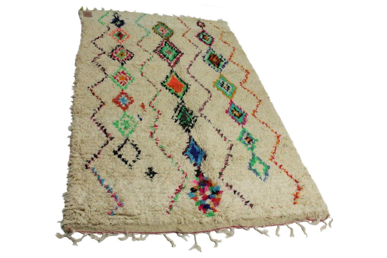 Azilal vloerkleed uit Marokko 280cm x 186cm