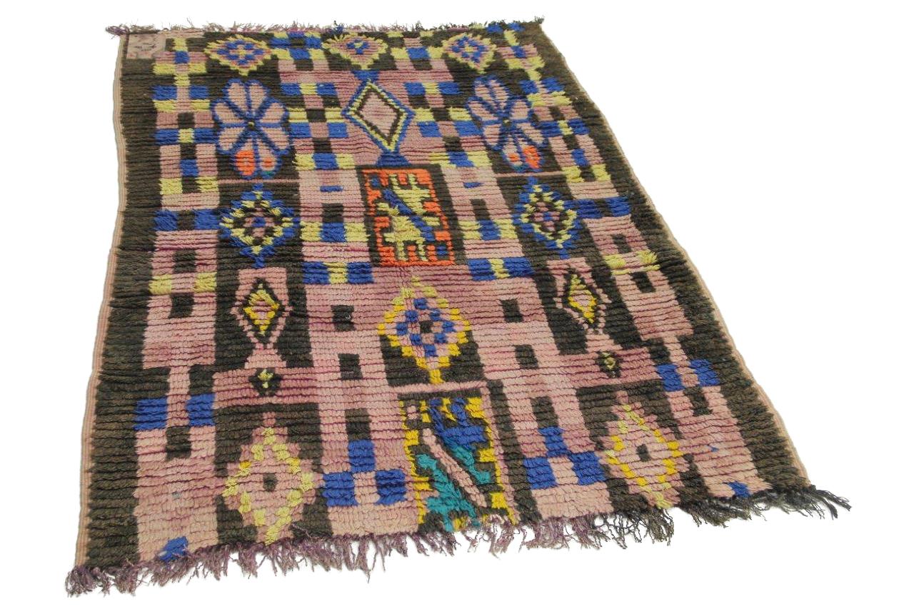 Azilal vloerkleed uit Marokko 180cm x 120cm