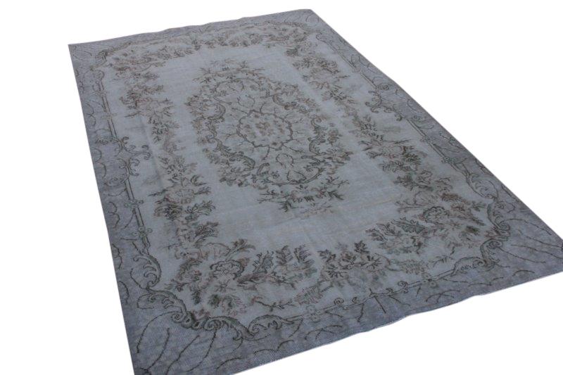 Licht vintage tapijt 311cm x 202cm (nr1264)