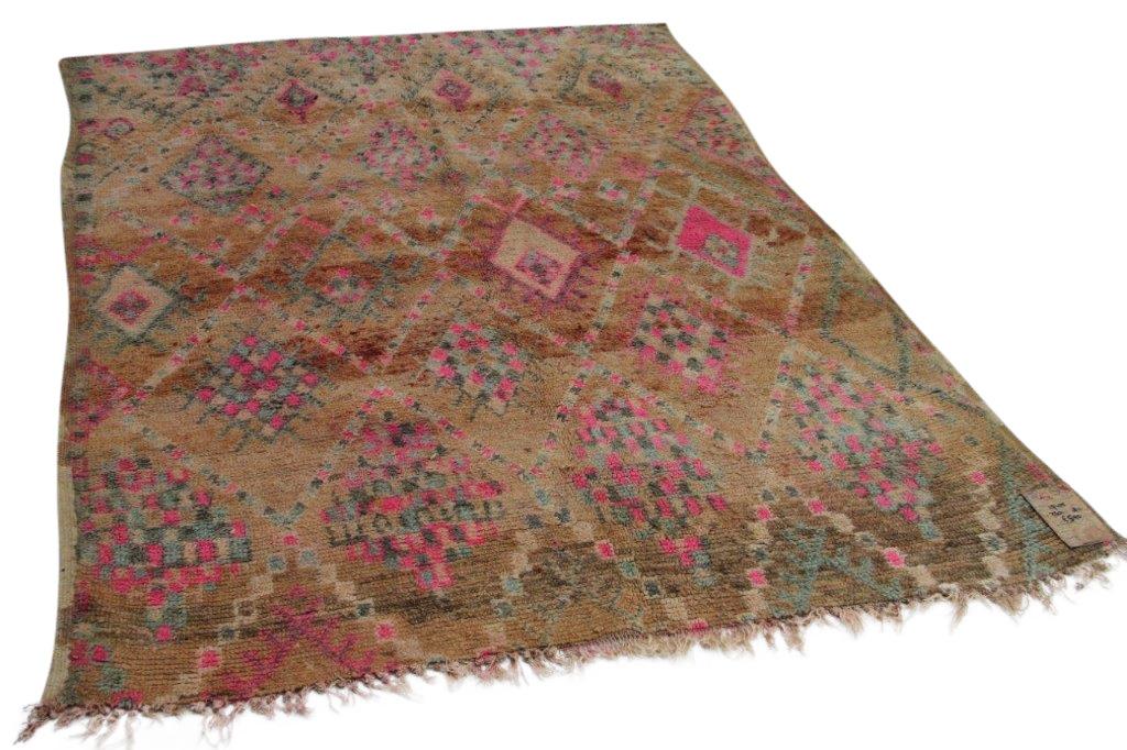 Beni mguild vloerkled uit Marokko 19425 230cm x 181cm