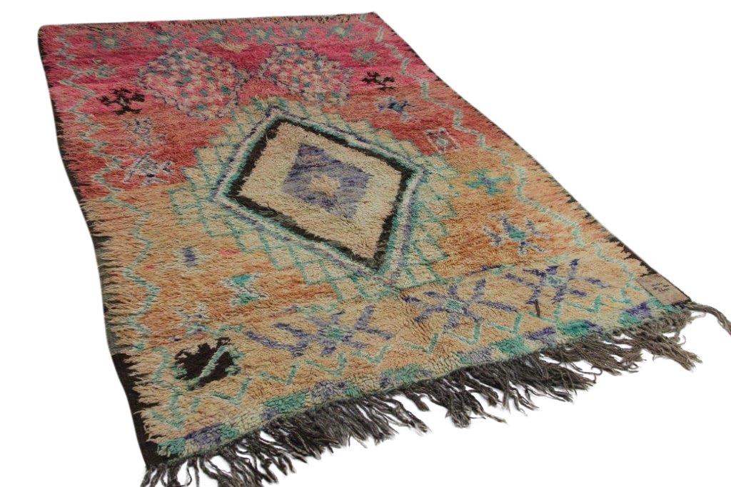 Beni mguild vloerkleed uit Marokko 19430
