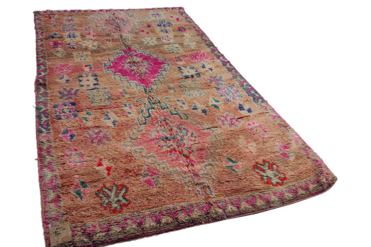 Beni mguilld vloerkleed uit Marokko