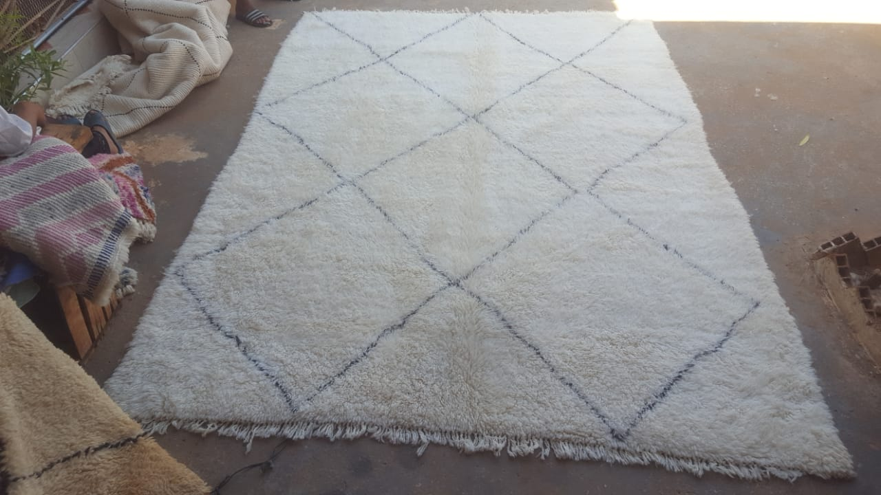 Beni-ouarain-uit-marokko-300cm-x-200cm-nr87790