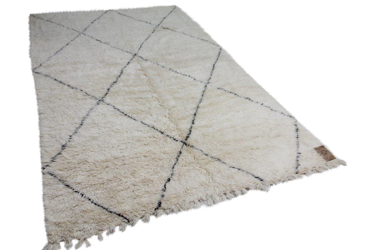 Berber vloerkleed uit Marokko 93270 320cm x 208cm