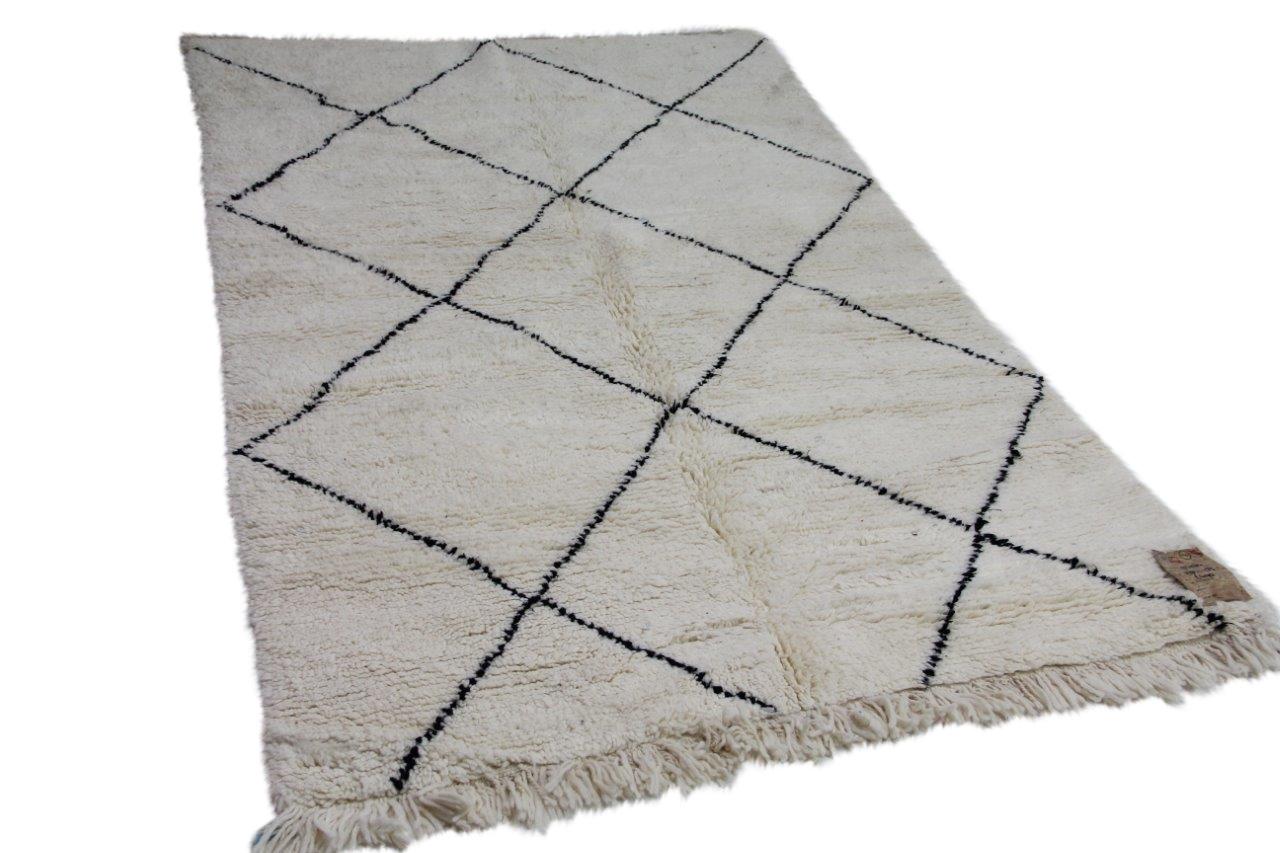 Beni ouarain uit Marokko 238cm x 155cm