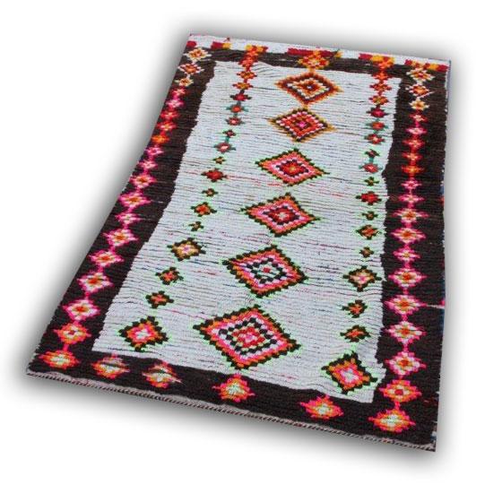 Marokkaanse Berber 117 (220cm x 140cm) Verkocht!!