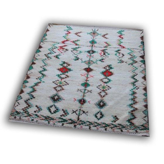 Marokkaanse Berber 126 (190cm x 148cm)