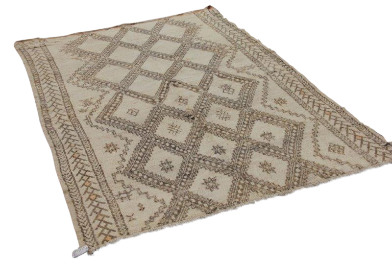 Berber vloerkleed 295cm x 185cm 4261