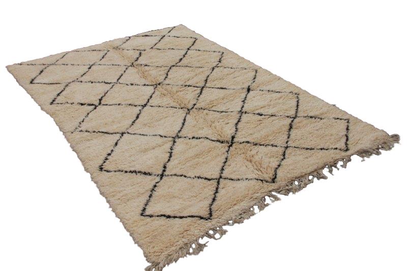 Berber vloerkleed, 310cm x 202cm