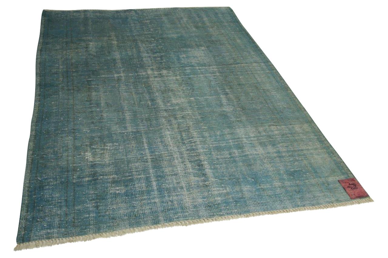 Blauw vloerkleed 250cm x 170cm nr16993