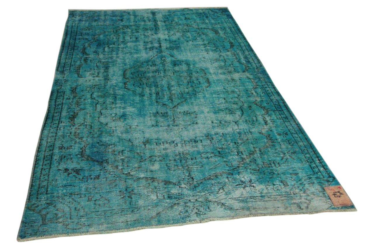 Blauw vloerkleed 280cm x 166cm nr13538