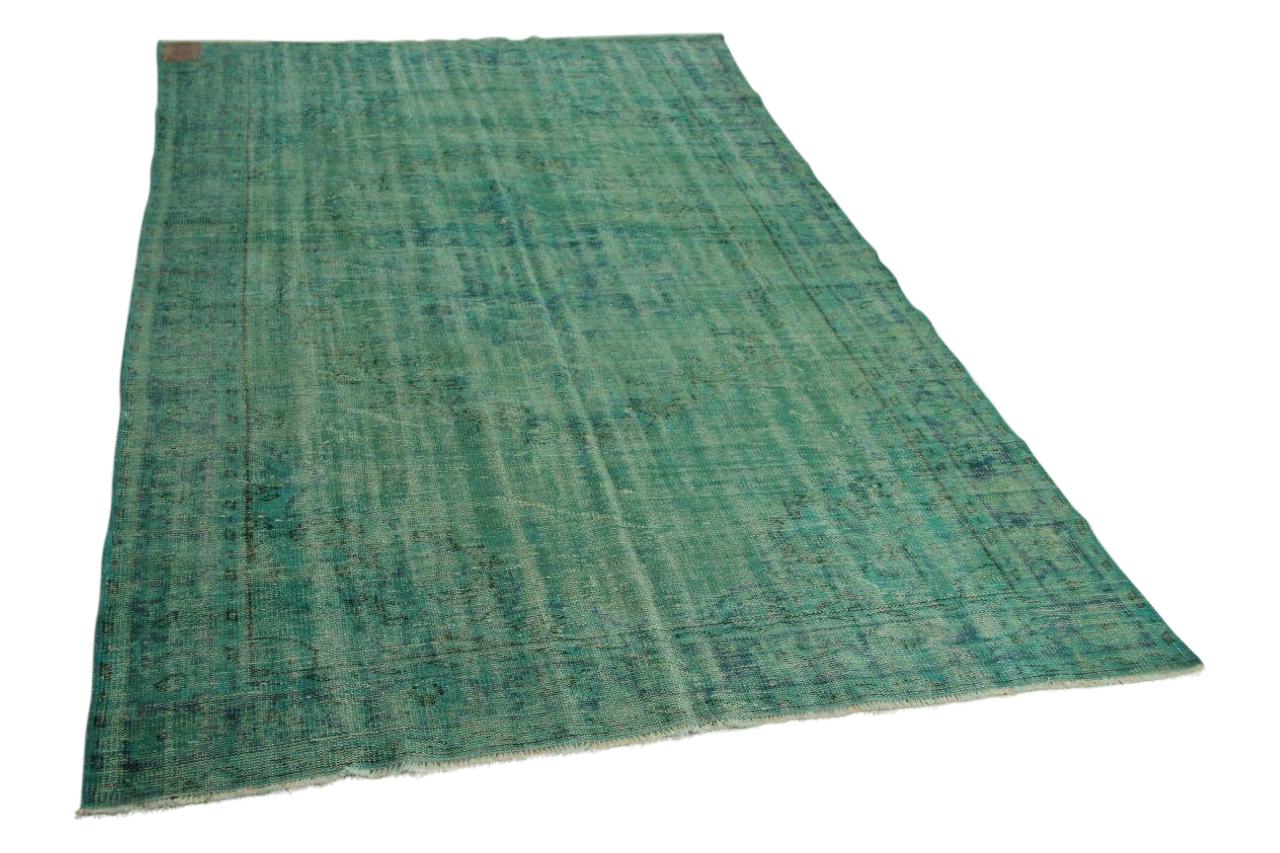 Blauw vloerkleed 268cm x 169cm nr3552