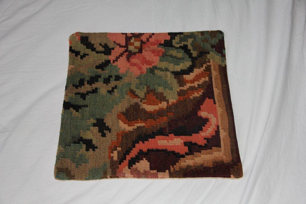 Rozenkelim kussen D012 (40cm x 40cm)