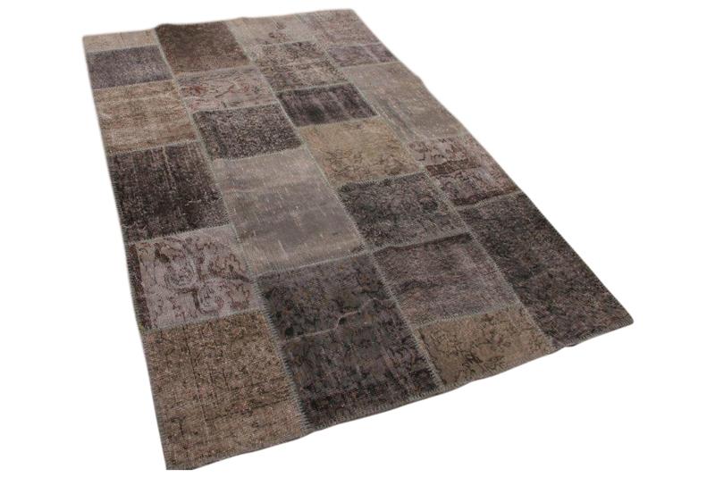patchwork vloerkleed 240cm x 170cm 6814