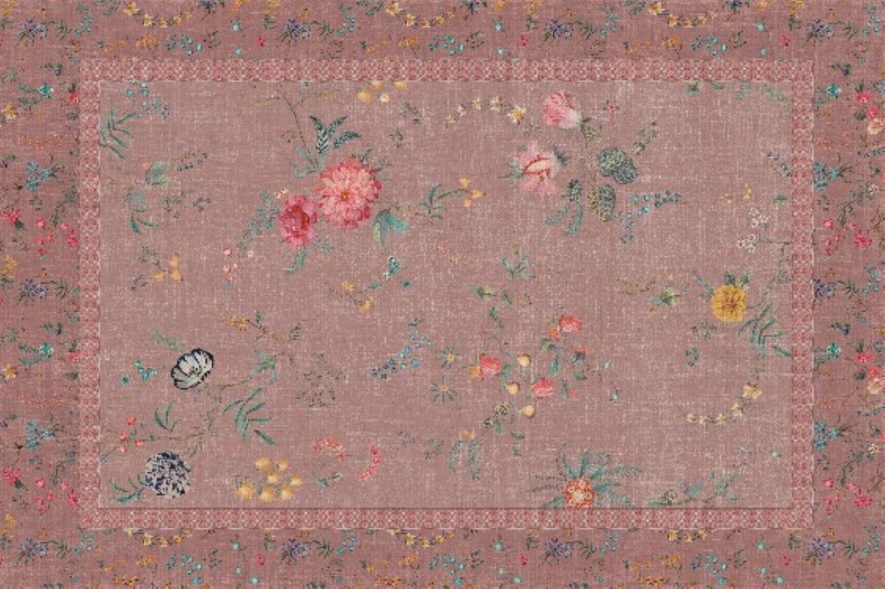 Fleur Grandeur border by Pip Pink