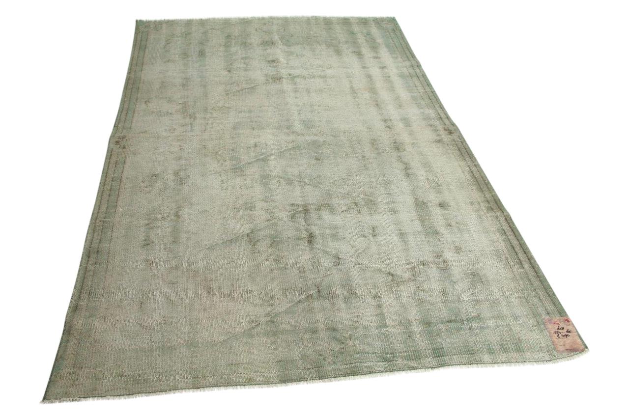 Grijs groen vloerkleed 254cm x 165cm nr1628
