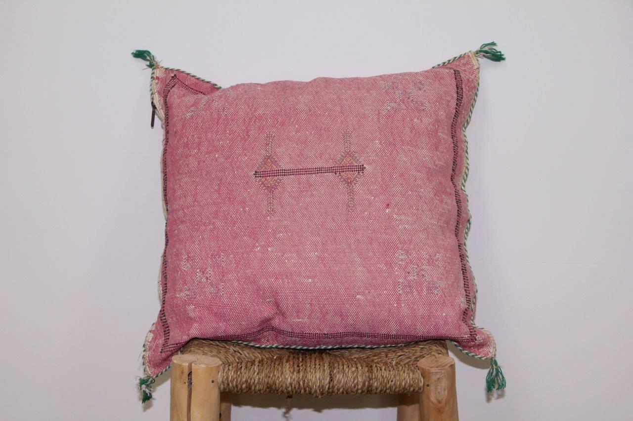 kussen roze 45cm x 45cm nr 3301