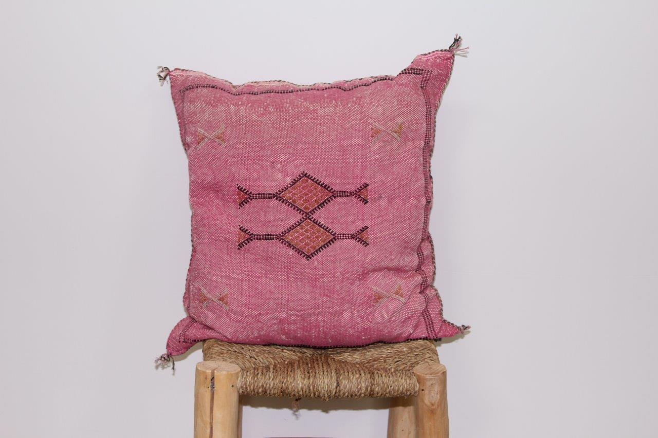 kussen roze 45cm x 45cm nr 3303