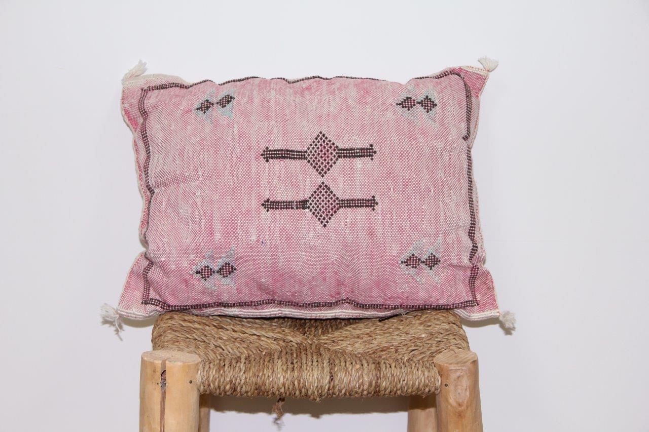 kussen roze 45cm x 45cm nr 3304