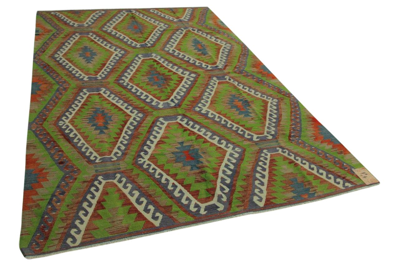 Kelim uit Anatolië 311cm x 200cm