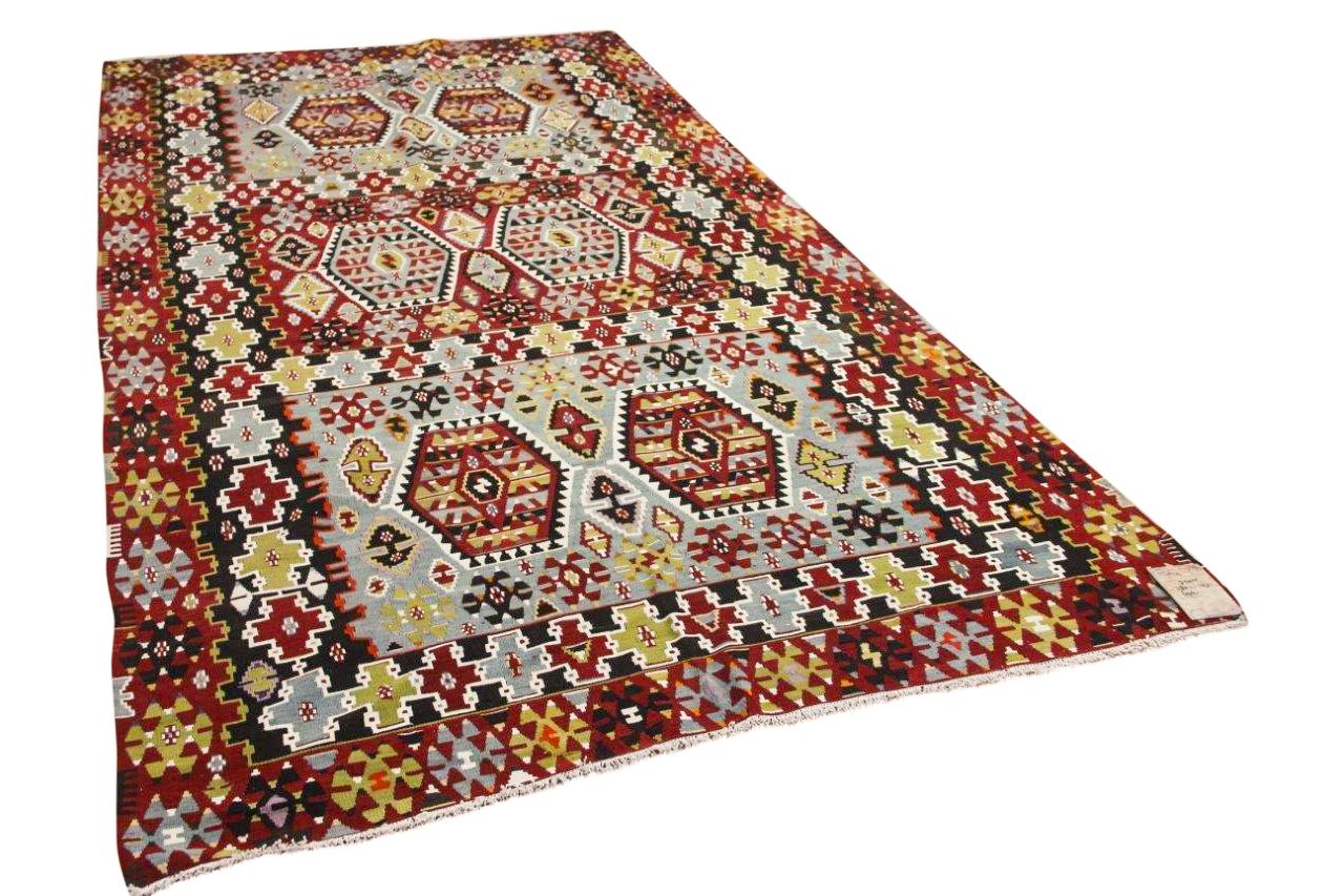 Vloerkleed uit Anatolië 276cm x 178cm