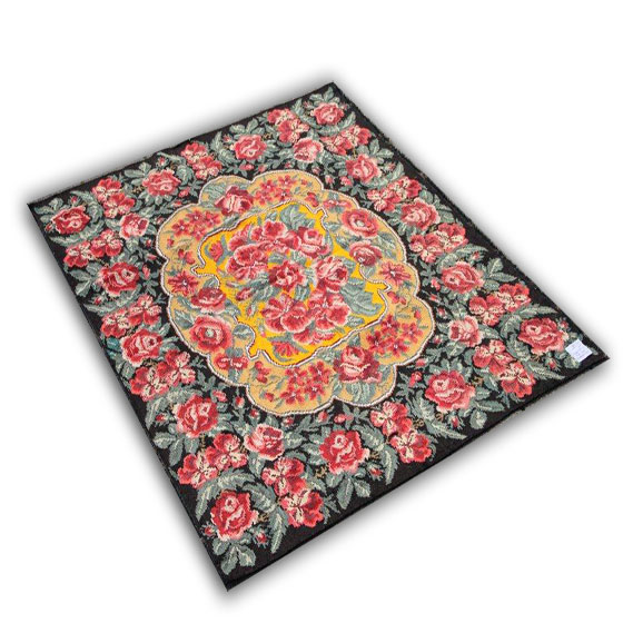 Antiek tapijt 6022 (194cm x 154cm)