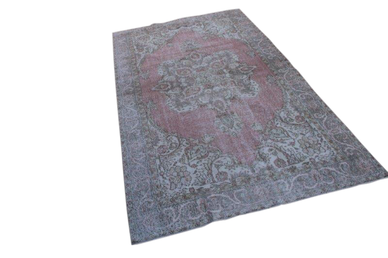 Licht vintage tapijt 315cm x 185cm (nr1155)