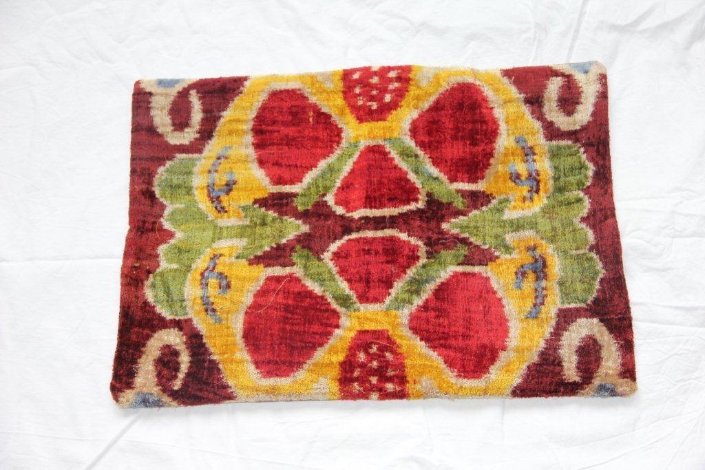 Kussen gemaakt van Turkse stof 622 (60cm x 40cm)