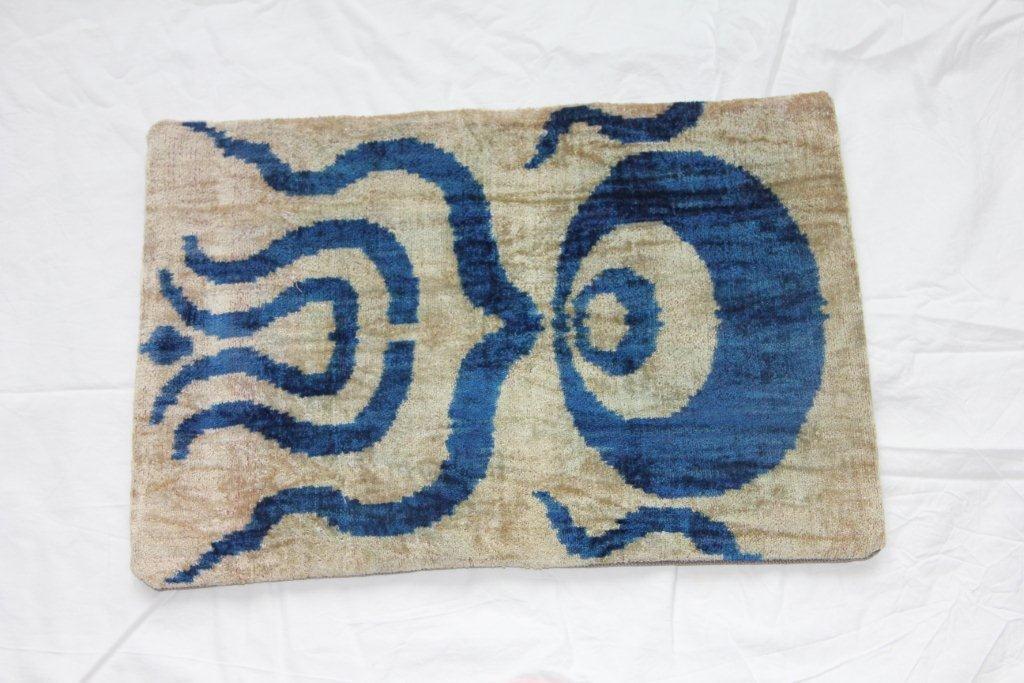 Kussen gemaakt van oude Turkse stof 628 (60cm x 40cm)
