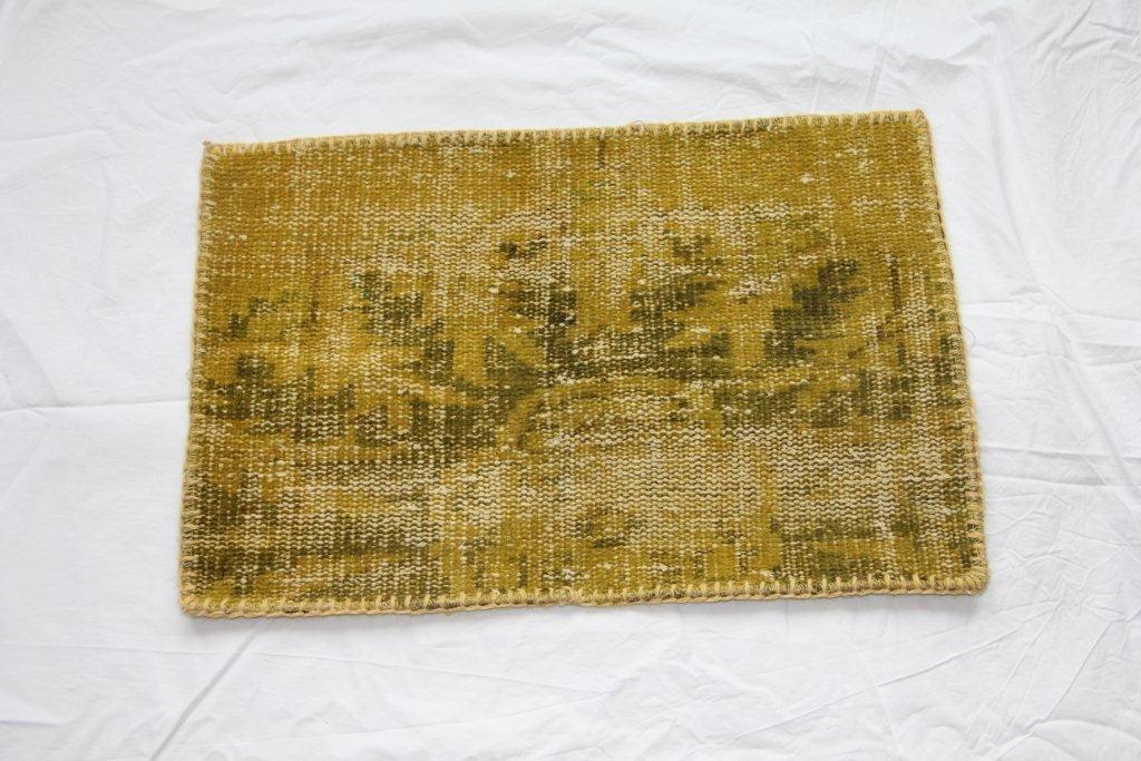 Recoloured vintage kussen 644 (60cm x 40cm)