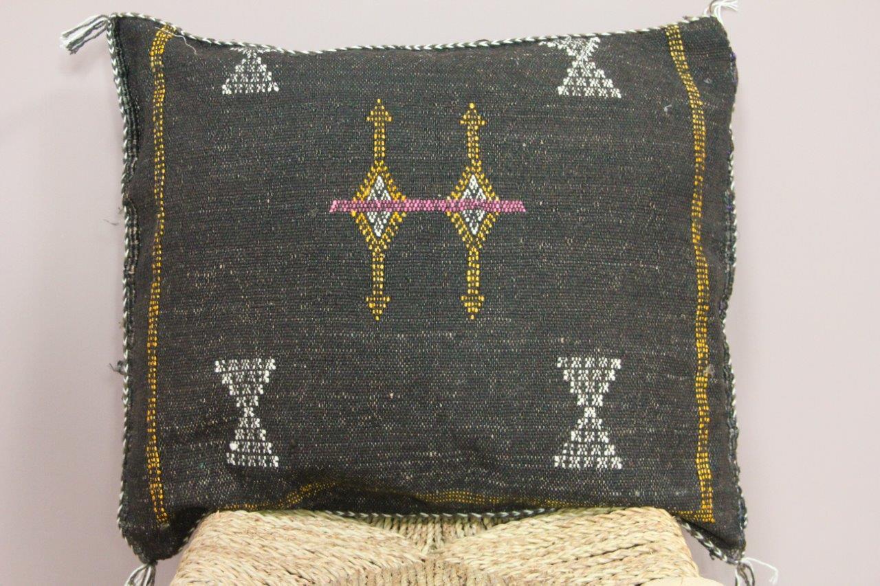 Kussen uit Marokko 45cm x 45cm incl vulling nr 19129