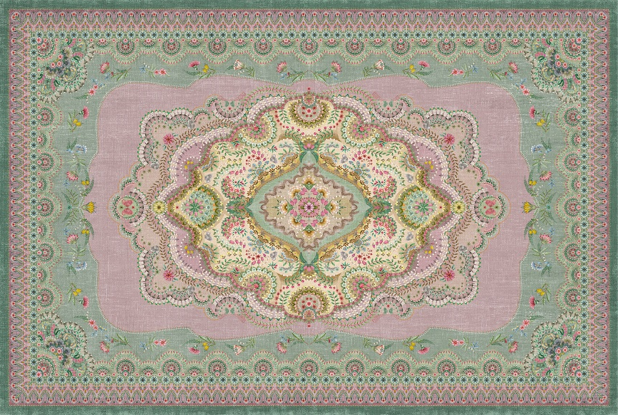 Majorelle by pip pink green