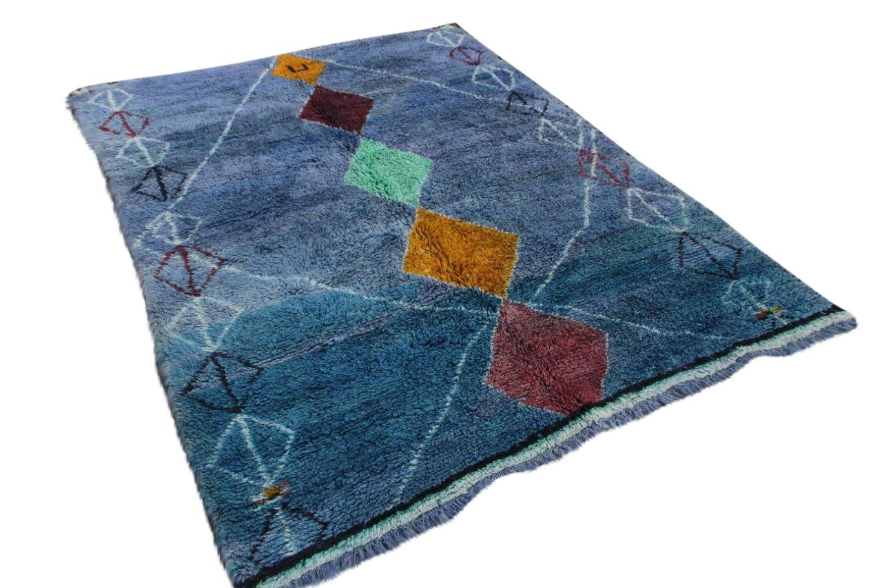 Berber vloerkleed,  290cm x 219cm