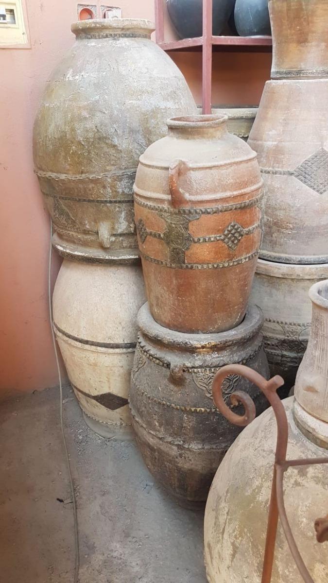 aardewerk marokko oud