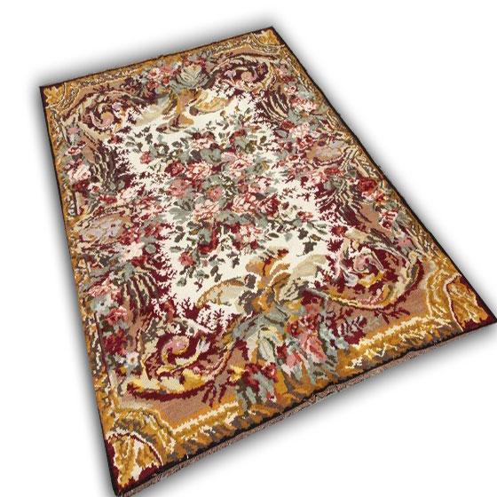 Bloemen tapijt 315cm x 201cm no 10
