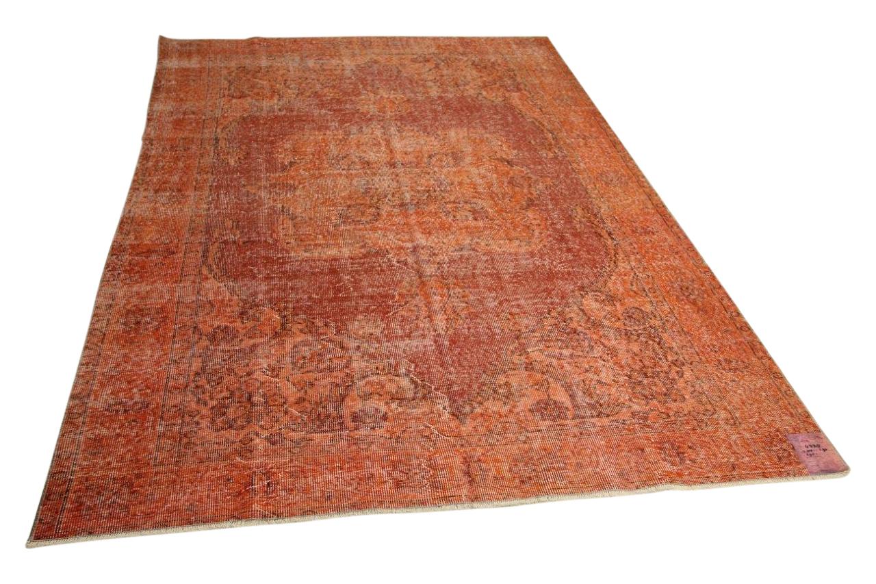 Oranje vloerkleed 304cm x 190cm nr4338