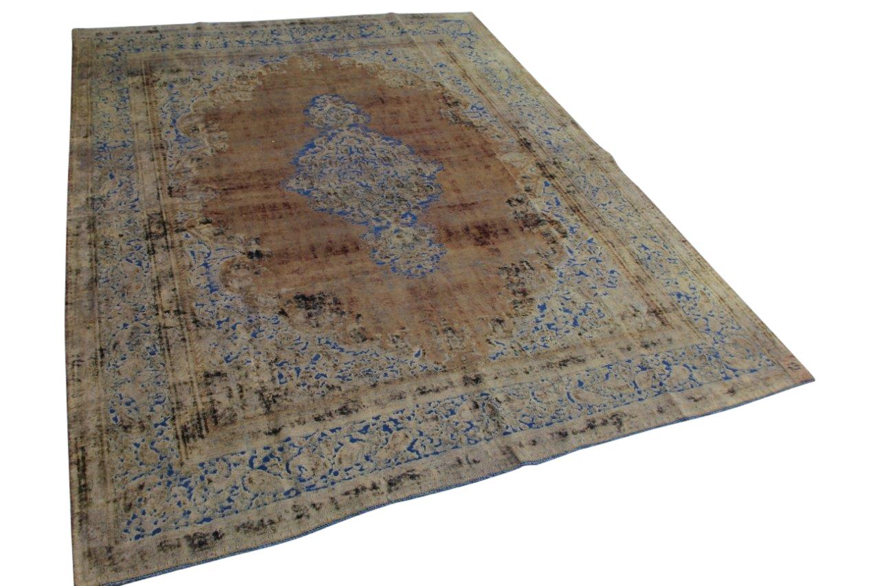 Afbeelding van antiek vloerkleed, 384cm x 294cm
