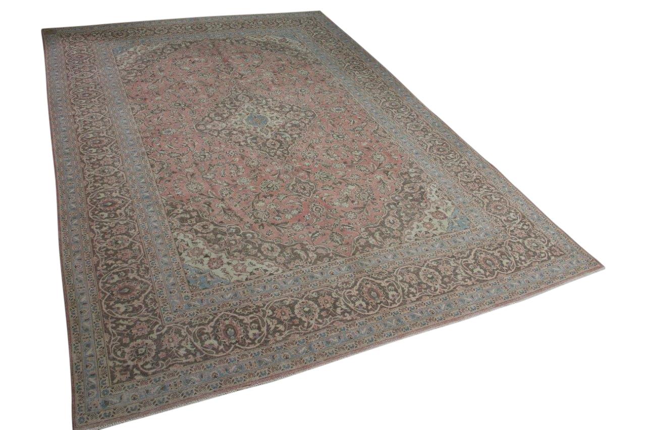 Oud vloerkleed uit Perzie 404cm x 286cm