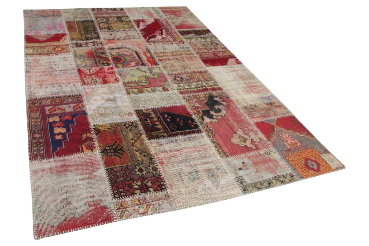 patchwork vloerkleed 300cm x 210cm nr 13424