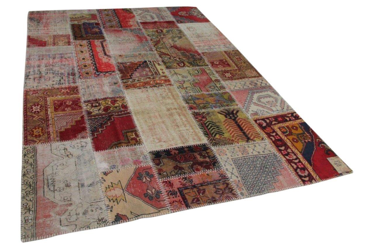 patchwork vloerkleed 13427 309cm x 214cm