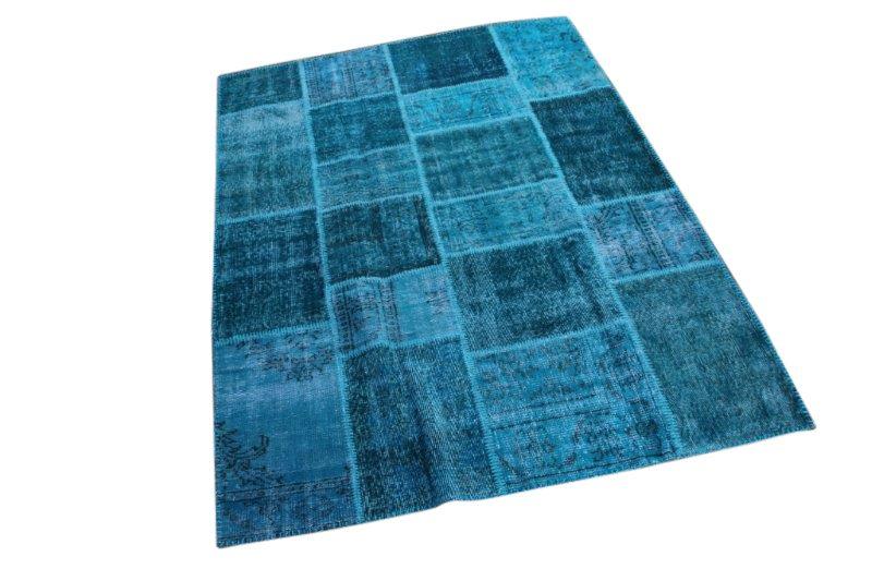 patchwork vloerkleed 240cm x 170cm 5508
