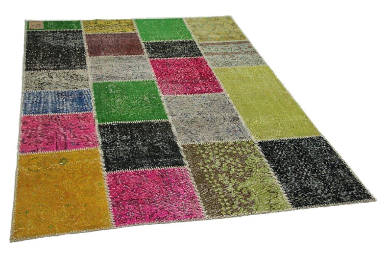 patchwork vloerkleed 230cm x 160cm nr23217